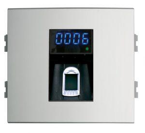 control accesos biometrico